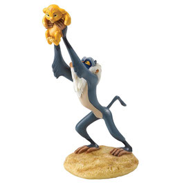 Disney Enchanting - A King is born (Rafiki & Simba figurine) - A27705