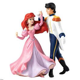 Disney Enchanting - Isn't she a vision (Ariel & Eric figurine) - A27979