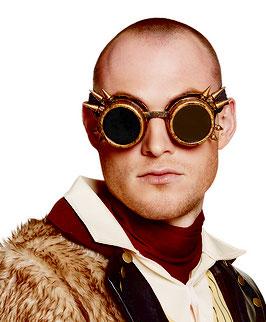 554505 - Glasses Cyberpunk copper