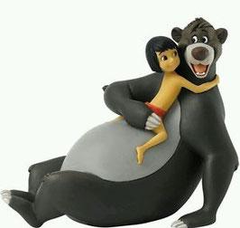 Disney Enchanting - Bare necessities (Mowgli & Baloo figurine) - A27148
