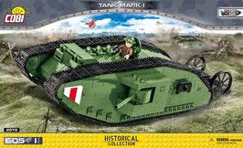 """605 Pz - """"TANK MARK I"""" Cod. 2972"""