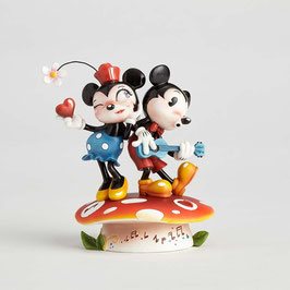 Mickey Mouse & Minnie Mouse - 4058894