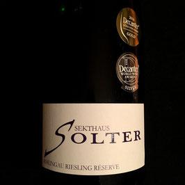 2005 Solter Brut Reserve Riesling Sekt, Berg Roseneck