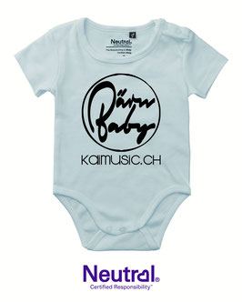 "Baby Body kurzarm ""BärnBaby"" by kaimusic.ch"