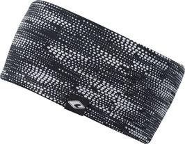 Reflektierendes Stirnband mit Punkten Unisex