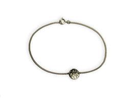 Armband 'rund klein' - Silber