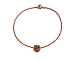 Armband '1-faltig' - Roségold