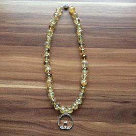 Halskette mit Kraftsymbol Waam
