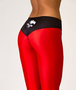 Queen Leggings ( Red )
