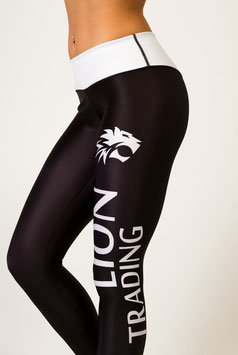 Queen Leggings ( Black )