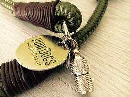 Halsband NATURE mit Zugstopp