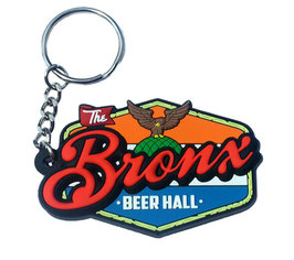 The Bronx Beer Hall Keychain