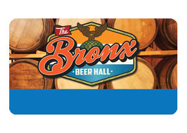 The Bronx Beer Hall Gift Card