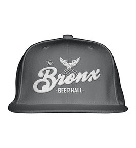 The Bronx Beer Hall Hat (GRAY)