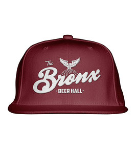 The Bronx Beer Hall Hat (BERRY)