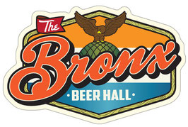 The Bronx Beer Hall Magnet