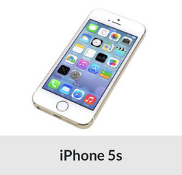 iPhone 5s Displayreparatur