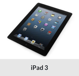 Ipad 3 Displayreparaturen