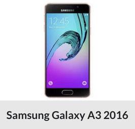 Samsung Galaxy A3 (A310F)  Displayreparatur