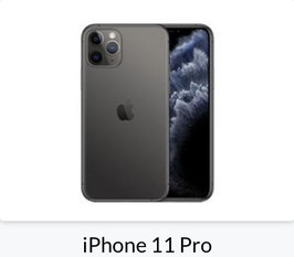 iPhone 11 pro Displayreparatur premium quality