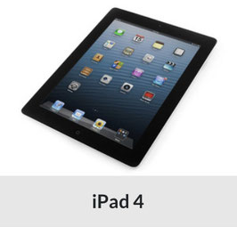 Ipad 4 Displayreparaturen
