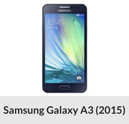 Samsung Galaxy A3 (A300F)  Displayreparatur