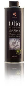 OLIO EXTRAVERGINE DI OLIVA 6 x 500 ml Dose