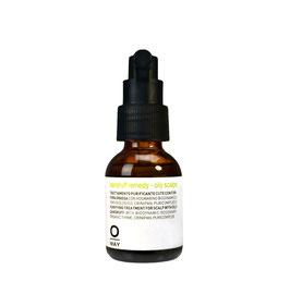 dandruff remedy - oily scalps