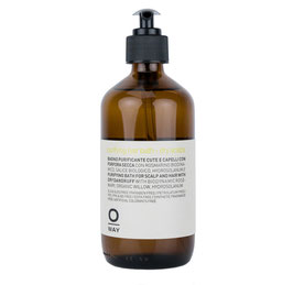 purifying hair bath - dry scalps
