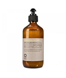 moisturizing hair bath