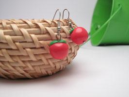 Belle pomme rouge à croquer