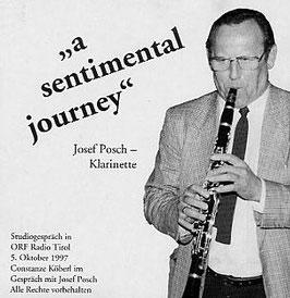 Josef Posch - Mein Hall & CD