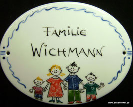 Family  WELLE    Typ U  245 x 180 mm    86 €