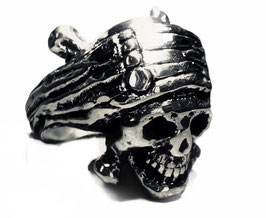 SKULL RING PIRATE POTC PIRATES OF THE CARIBBEAN MODEL JOHNNY DEPP STYLE