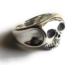 JOHNNY DEPP SKULL RING