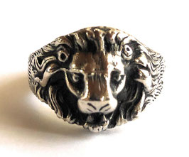 KING LION RING