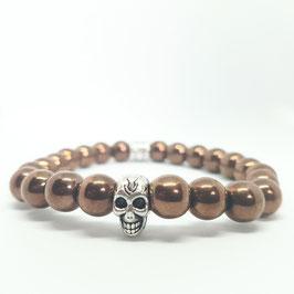 Skull - Copper