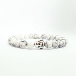 Buddha - White