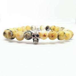 Skull - Yellow