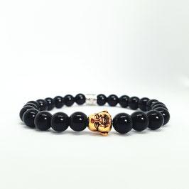 Buddha Gold - Black