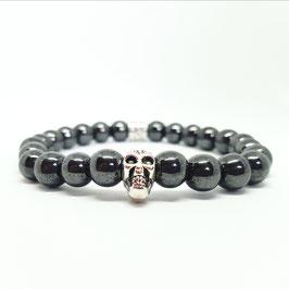 Skull - Black Chrome