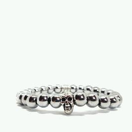 Skull - Silver