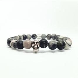 Skull - Zebra