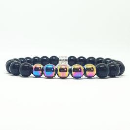 Basic - Black - Rainbow