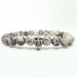 Skull - Light Grey