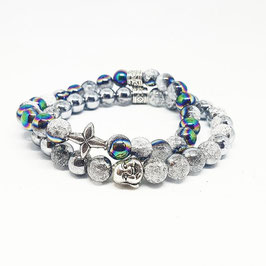 Buddha - Xmas Silver Combo