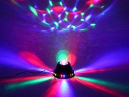 Rotierendes Partylicht