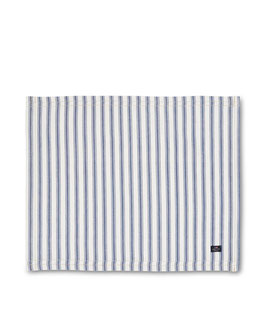 Placemat – Icons Cotton Herringbone Striped Living