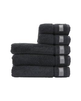 Lexington Hotel Towel Gray / Dk.Grey