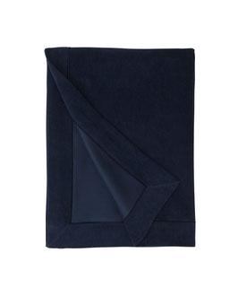 Hotel Velvet Bedspread Dk. Blue
